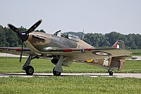 The Fighter Collection – Hawker Hurricane Mk XIIA G-HURI / HA-C