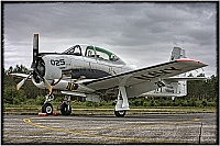 Unknown – North American T-28B Trojan N228AC