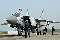 Russia - Air Force – Mikoyan-Gurevich MiG-31BS Foxhound 15