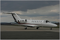 Brose – Cessna 525A Citation Jet 2 D-ICMS