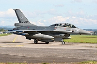 Netherlands - Air Force – General Dynamics F-16BM Fighting Falcon J-210