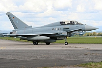 Germany - Air Force – Eurofighter EF-2000 Typhoon T 30+42