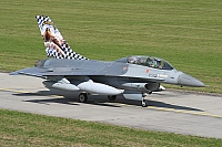 Belgium - Air Force – General Dynamics F-16BM Fighting Falcon FB-18