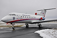 Czech - Air Force – Yakovlev Yak-40M Codling 1257