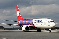 Turkish Airlines (THY) – Boeing B737-8F2 TC-JGY