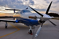 private – Pilatus Aircraft PC-12 NG OK-PCA