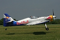The Flying Bulls Aerobatics Team – Zlin Z-50LX OK-XRD