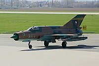 Czech - Air Force – Mikoyan-Gurevich MiG-21MF 9414