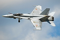 Spain - Air Force – McDonnell Douglas EF-18A Hornet 15-02