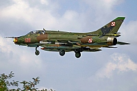 Poland - Air Force – Sukhoi Su-22 UM-3K Fitter G 508