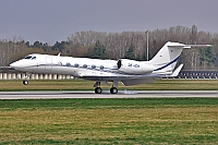 private – Gulfstream Aerospace Gulfstream G450 OE-ICH