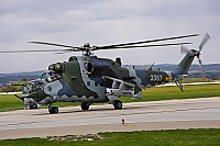 Czech - Air Force – Mil Mi-24V Hind 3367