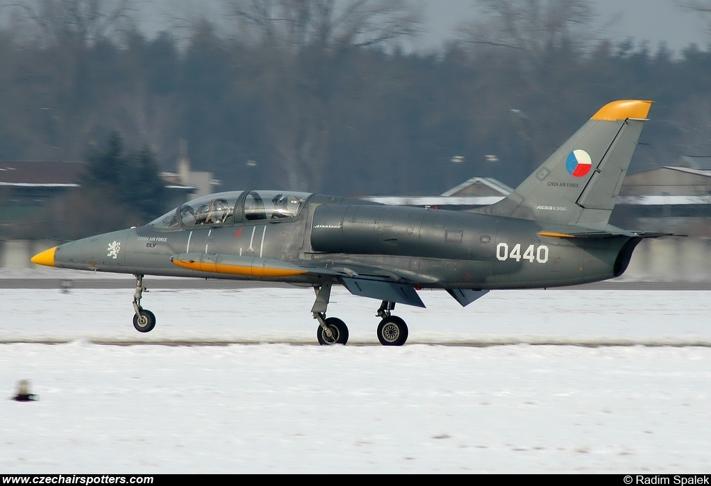 Czech - Air Force – Aero L-39C Albatros 0440
