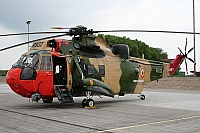 Belgium - Air Force – Westland Helicopters Sea King Mk48 RS02