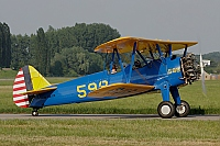 Sonoma Valley Aircraft inc – Boeing N2S-5 Kaydet (Stearman) N81172