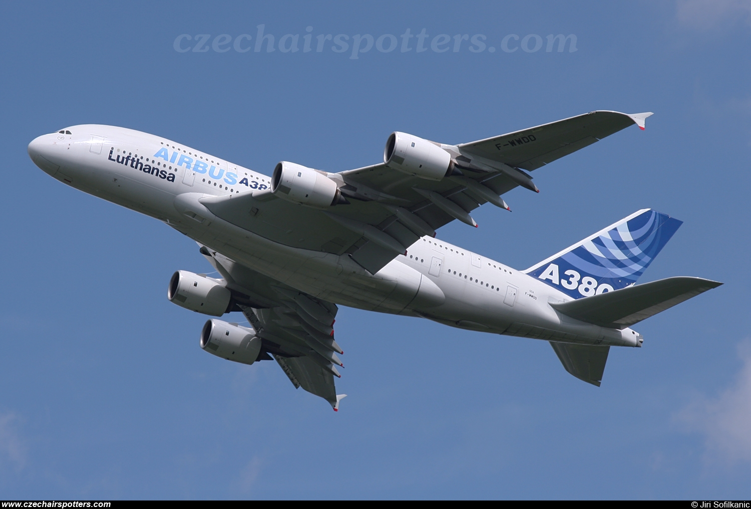 Airbus Industrie – Airbus A380-841 F-WWDD
