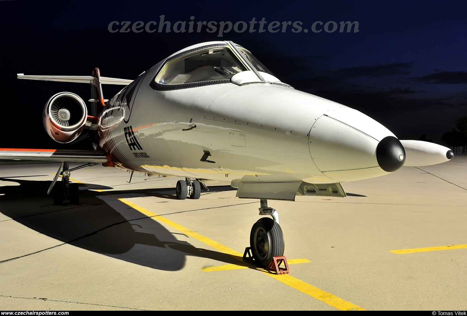 FAI - Flight Ambulance International – Bombardier Gates Learjet 35A/ZR D-CFAX