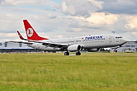 Turkish Airlines (THY) – Boeing B737-8F2 TC-JGU