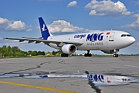 MNG Airlines ( MNB , MB ) – Airbus A300F4-605R TC-MCA