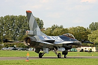 Netherlands - Air Force – Fokker F-16AM Fighting Falcon J-055