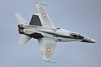 Switzerland - Air Force – McDonnell Douglas F/A-18C Hornet J-5017