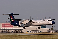 Malev - Hungarian Airlines – De Havilland Canada DHC-8-402Q Dash 8 HA-LQC