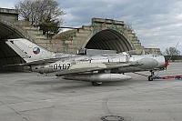 Czechoslovakia - Air Force – Mikoyan-Gurevich MiG-19 Farmer A 0407