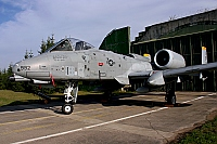 USA - Air Force – Fairchild A-10A Thunderbolt II 81-0992 / SP