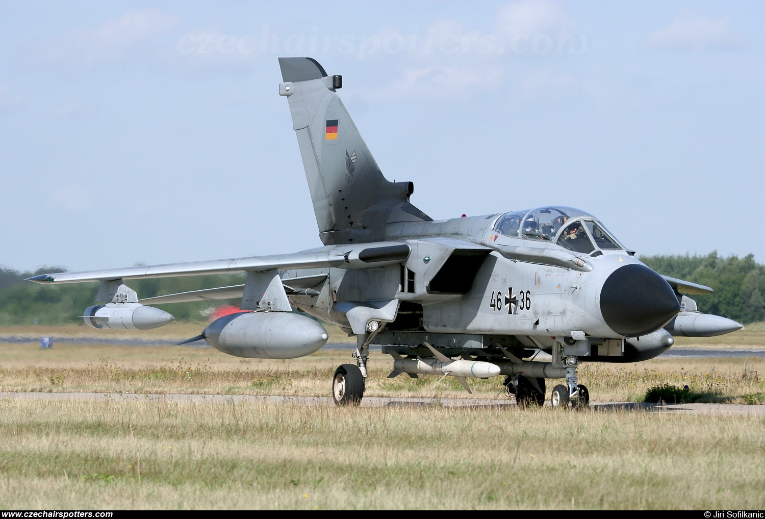 Germany - Air Force – Panavia  Tornado IDS 46+36