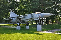 Czech - Air Force – Mikoyan-Gurevich MiG-23ML Flogger E 4644