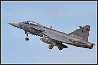 Czech - Air Force – Saab JAS39C Gripen 9242