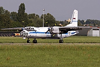 "Russia - Air Force – Antonov An-30B ""Clank"" 87"