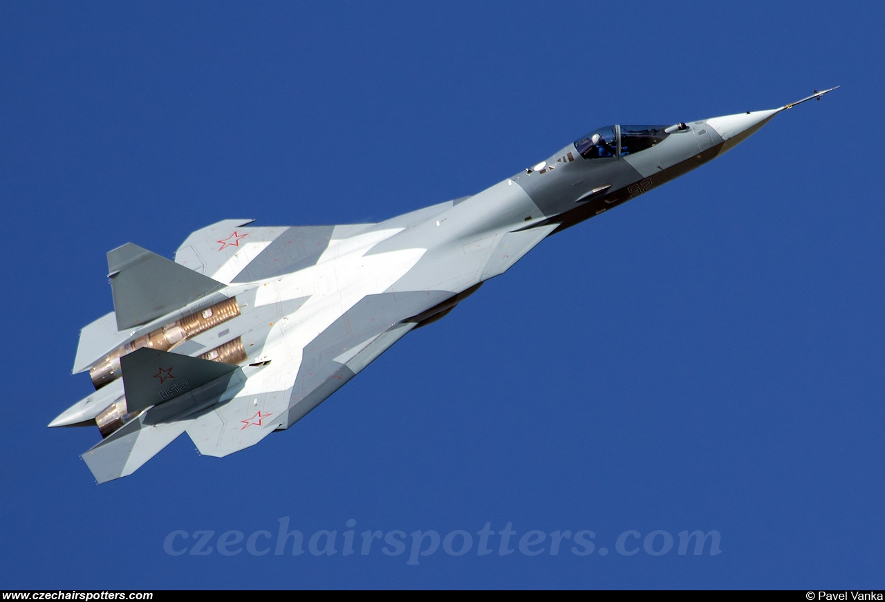 Russia - Air Force – Sukhoi T-50 52