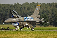 Greece - Air Force – Lockheed F-16CJ Fighting Falcon 537