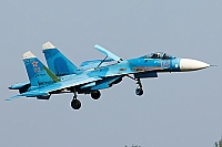 Russia - Air Force – Sukhoi Su-27 SM Flancer 02