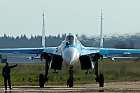 Russia - Air Force – Sukhoi Su-27 SM Flancer 04