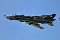 Poland - Air Force – Sukhoi Su-22 M-4 Fitter 8205