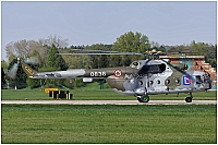 Czech - Air Force – Mil Mi-17 Hip 0836
