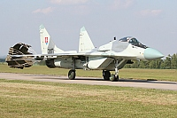Slovakia - Air Force – Mikoyan-Gurevich MiG-29AS / 9-12A 3911