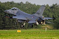 Netherlands - Air Force – Lockheed F-16AM Fighting Falcon J-020