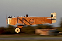 private – AVIA B.H.1 Exp. OK-GUU25