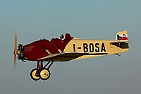 Czechoslovak Historic Flight – AVIA B.H.5 OK-BOS / L-BOSA