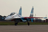 Russia - Air Force – Sukhoi Su-30 Flanker-C 69