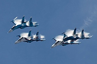 Russia - Air Force – Sukhoi Su-30 Flanker-C 66