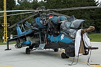 Czech - Air Force – Mil Mi-24V Hind 7353