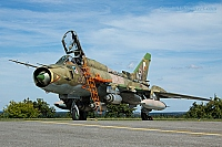 Czech - Air Force – Sukhoi Su-22 M-4 Fitter 4209