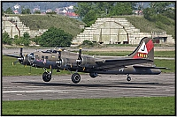 Association Forteresse Toujours Volante – Boeing B-17G Flying Fortress F-AZDX