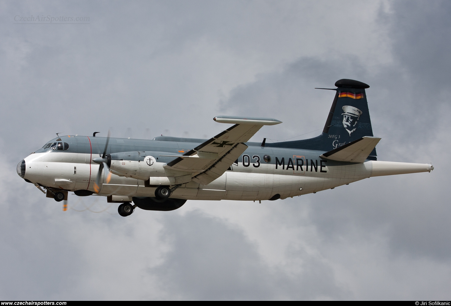 Germany - Marine – Breguet  1150/Elint Atlantic 61+03