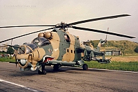 Czech - Air Force – Mil Mi-24D Hind 0216