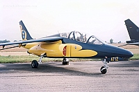 Belgium - Air Force – Dassault-Dornier  Alpha Jet 1B AT12